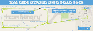 Oxford Ohio Map by Team Hungry Cycling 2016 Ohio Spring Race Series Oxford Ohio