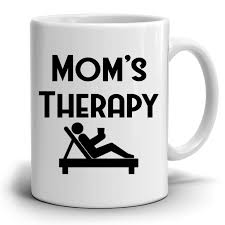 funny moms therapy coffee mug unique gifts for mama grandmother