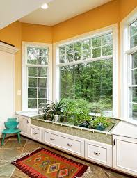 bay window garden ideas garden design ideas