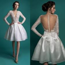 wedding dress pendek wedding dress biwmagazine