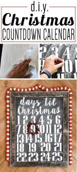christmas countdown calendar diy christmas countdown calendar designer trapped in a lawyer s