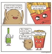 Funny Potato Memes - motivational monday potatoes bushel a peck