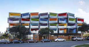 Apartment Buildings That Break The Pattern With Their Memorable - Apartment facade design