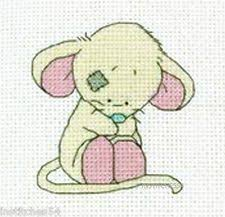 tatty teddy my blue nose friends kittywink cross stitch kit
