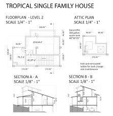 arcbazarcom viewdesignerproject projecthome design tropical house view full size image download floor plan