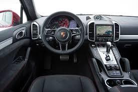 Porsche Cayenne 550 Gt - 2016 porsche cayenne turbo s gts first drive motor trend