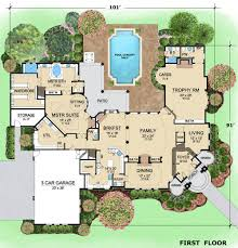luxury ranch floor plans luxury floor plans ground floor plan esperanza hotel luxury villa