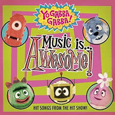amazon yo gabba gabba music awesome books