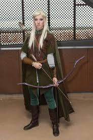Elven Halloween Costume Legolas Elf Easy Diy Costume Green Military Style Dress Cut