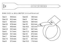 ring size tutorial determine ring size at home ring