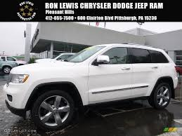 2011 jeep grand white 2011 white gold metallic jeep grand overland 4x4
