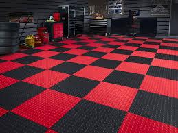 Garage Floor Snow Containment by Techfloor Weathertech Com