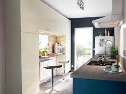 photo cuisine semi ouverte cuisine semi ouverte et bleu castorama cuisine semi ouverte
