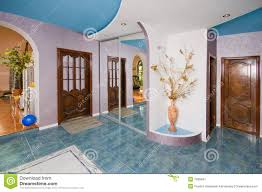 vestibule hall a cottage room royalty free stock photography
