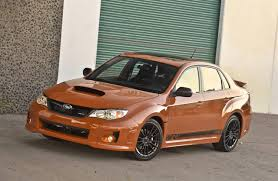 subaru impreza black 2013 subaru impreza wrx orange and black special edition image