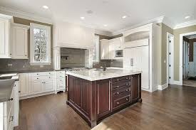 white kitchen wood island 425 white kitchen ideas for 2018 wood flooring marble