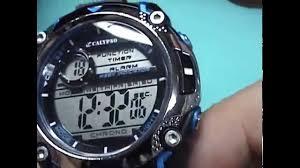 reloj calypso youtube