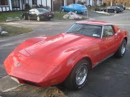 74 corvette stingray 74 chevrolet corvette stingray this has always been my car