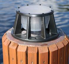 battery watering systems marine dock products solar dock lights