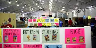 needy families get a helping hand for thanksgiving tbo com