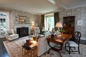 ExtraordinaryRalphLaurenWallpaperdecoratingideasforLiving - Ralph lauren living room designs