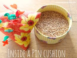 Armchair Pincushion Arm Chair Pin Cushion And Sewing Pocket Tutorial