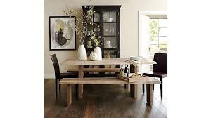 Crate And Barrel Dining Room Sets Wonderful Size Crate Barrel Kitchen Furniture Marvelous Crate And