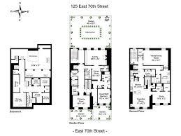 Crest Home Design Nyc 102 Best Townhouse Floor Plans Images On Pinterest Floor Plans