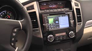 2015 mitsubishi outlander interior mitsubishi pajero full 2015 youtube