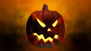 1080p halloween video background halloween evil pumpkin spin loop video ezmediart it u0027s easy