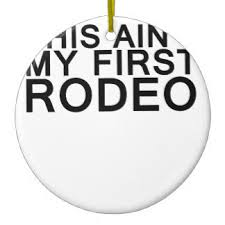 this is my rodeo ornaments keepsake ornaments zazzle