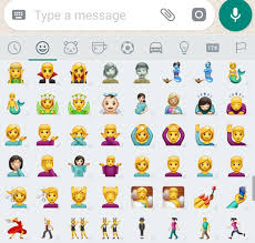 android new emoji whatsapp beta brings new android oreo 8 0 emojis the android soul