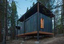micro cottage colorado outward bound micro cabins