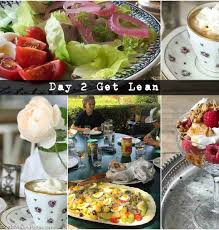 day 2 delicious 40 day diet café con panna lucy lean