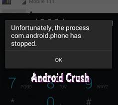 unfortunately the process android phone has stopped unfortunately the process android process acore has stopped