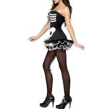 Skeleton Halloween Costume by Online Get Cheap Skeleton Bones Costume Aliexpress Com Alibaba