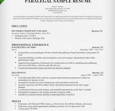 Sample Paralegal Resume With No Experience by Paralegal Resume Cvlook01 Billybullock Us