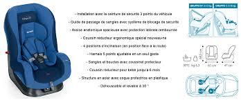 siege auto 18 mois brevi siège auto gp sport groupe 0 1 de 0 à 18 kg bleu marine