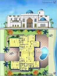 Dubai House Floor Plans Arabic Home Designs Elevation Dubai Arabian House 3d Front