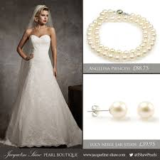 dress pearl necklace images Jacqueline shaw boutique freshwater pearl necklace collection jpg
