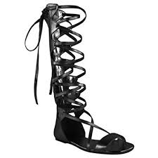 womens knee high boots sale uk womens knee high gladiator sandals flat lace up strappy
