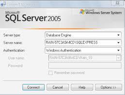 cara membuat koneksi database mysql menggunakan odbc cingrecalnoe langkah membuat koneksi database di mysql 2005