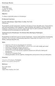 housekeeper resume create my resume best housekeeping aide resume