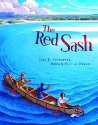 Red Sash The Red Sash By Jean E Pendziwol