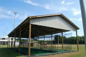 batting cages polebarn diy barns pinterest girls softball