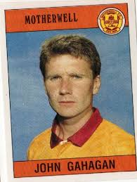MOTHERWELL - John Gahagan #440 PANINI \u0026quot;Football 90\u0026quot; Football Trading Sticker - motherwell-john-gahagan-440-panini-football-90-football-trading-sticker-28156-p