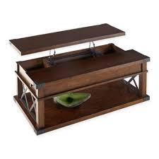 Arlington Lift Top Storage Ottoman Buy Storage Coffee Tables From Bed Bath U0026 Beyond