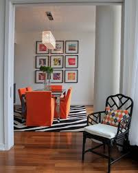 Zebra Dining Room Chairs Using Zebra Prints In A Classy U0026 Stylish Way