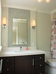 Mirror Vanity Bathroom Bathrooms Regarding Bathroom Vanity Mirror Decor 1