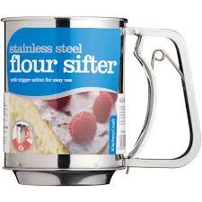 a駻ation cuisine kitchencraft 手壓式麵粉篩 3cup momo購物網